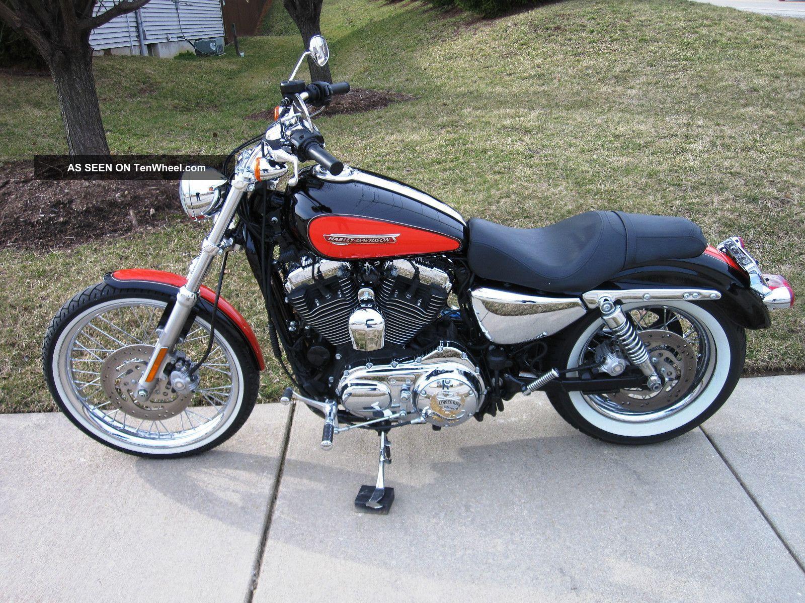 2009 Harley Davidson Sportster 1200 Custom