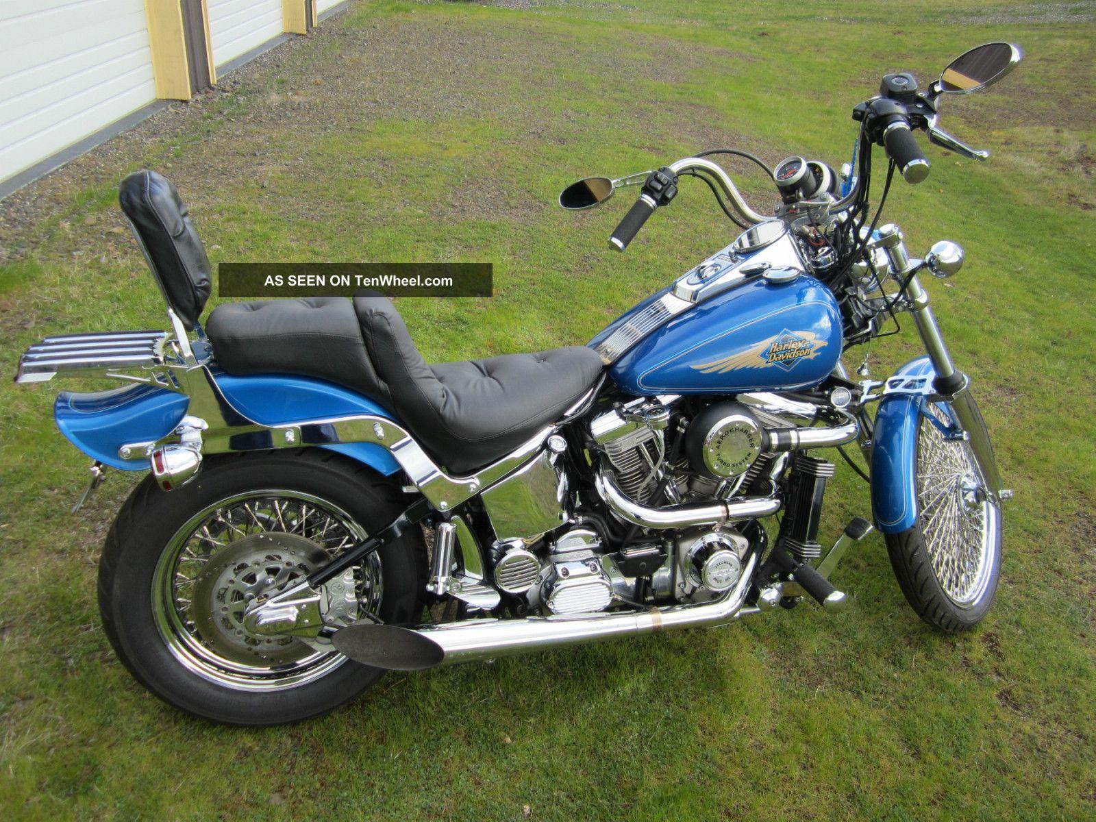 1996 Harley Davidson Softail Custom (fxstc) Softail photo