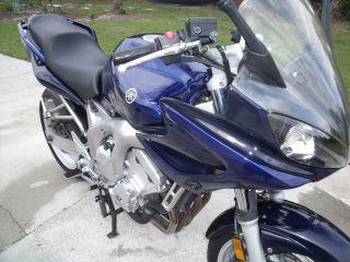 Yamaha Fz 600 2005 photo
