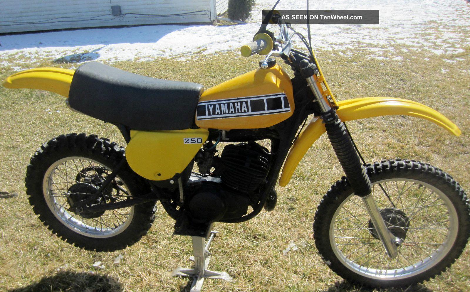 yamaha 250cc dirt bike - photo #44