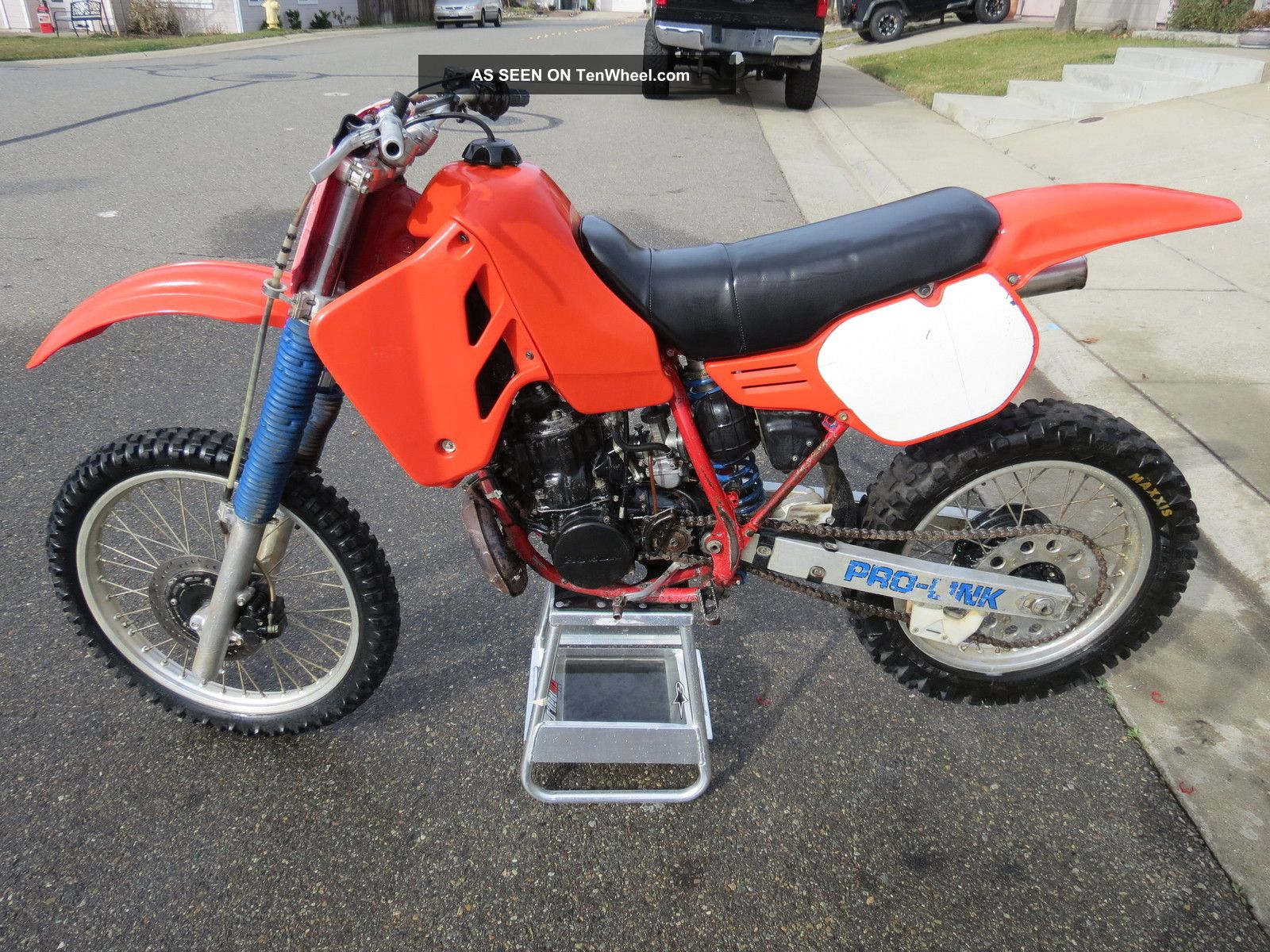 1985 Honda Cr500r CR photo