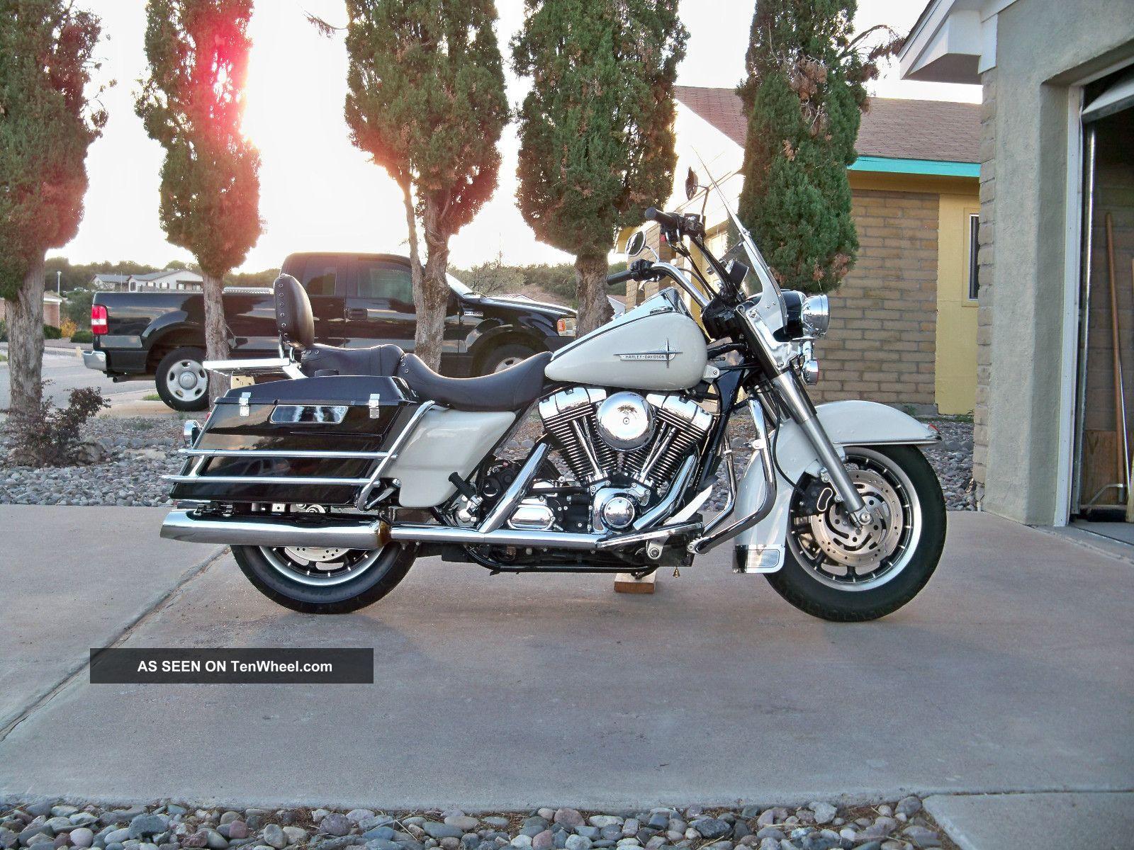 2005 Harley - Davidson Flhp Road King Touring photo