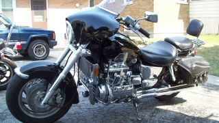 1997 Honda Valkyrie Gl1500 Standard (highwood) photo