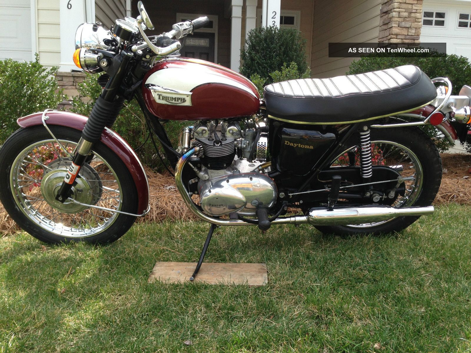 1972 triumph motorcycle modelson - photo #7
