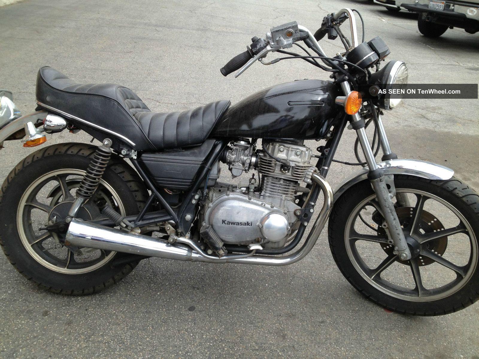 yamaha 440 motorcycle images