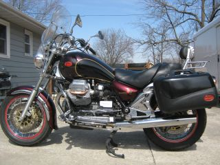 Moto Guzzi California Ev 20003 Touring Cruiser photo