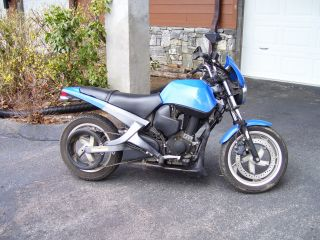 2005 Buell Blast 500 (royal Blue) photo