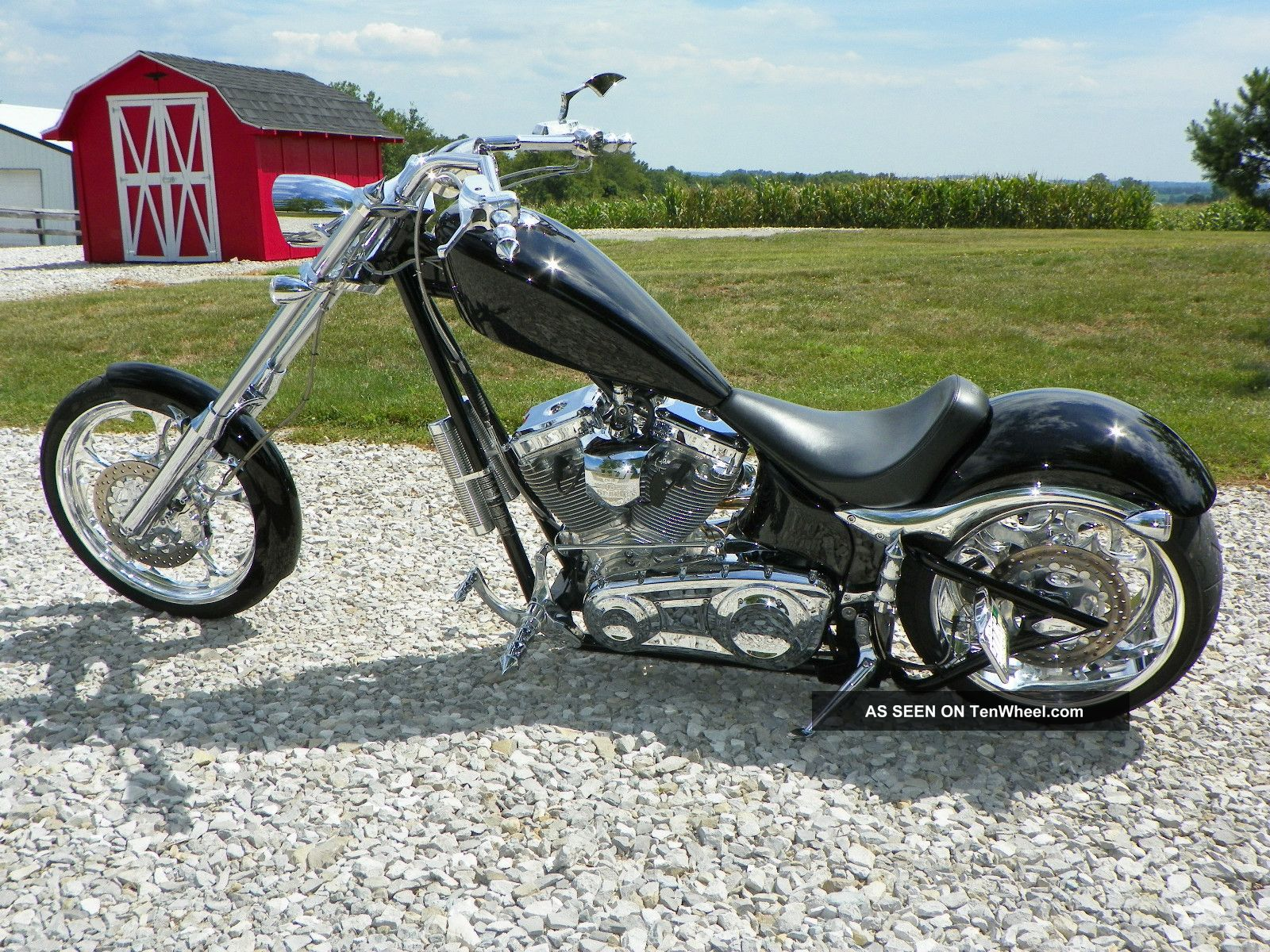 ... 6031 2007 big dog k9 chopper motorcycle on mercedes benz wiring diagrams ...