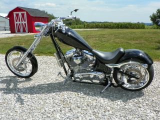 2007 Big Dog K9 Chopper Motorcycle photo