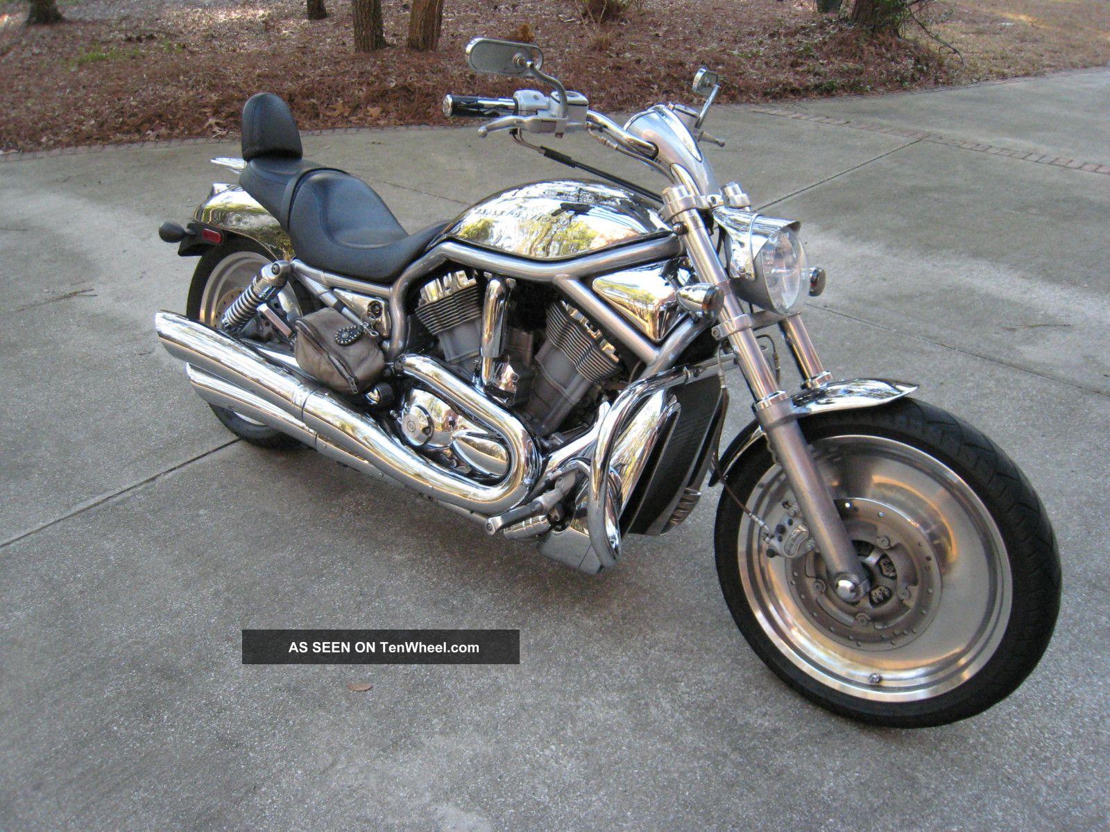 2004 Harley Davidson V - Rod Vrsca Chromed Out. VRSC photo