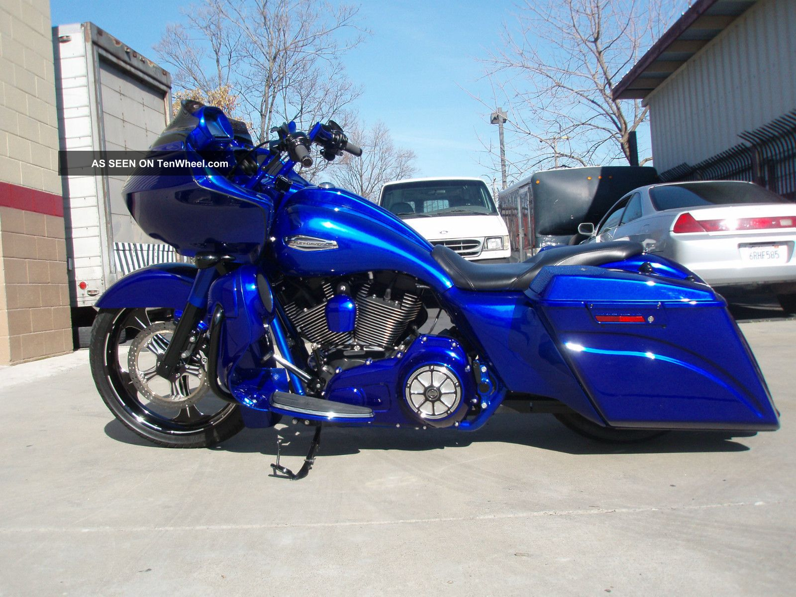 Bmw In Mountain View >> 2009 Harley Davidson Roadglide