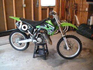 2003 Kawasaki Kx 125 photo