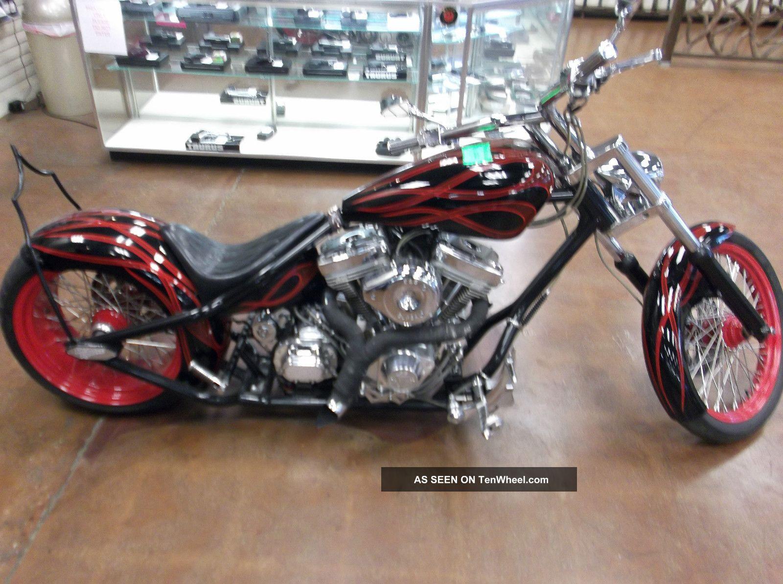 2004 Redneck Lowlife Custom Motorcycle Other Makes photo