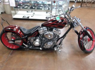 2004 Redneck Lowlife Custom Motorcycle photo