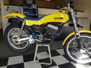 1983 Swm 350 Tl Jumbo Trials Completely / Rebuilt photo