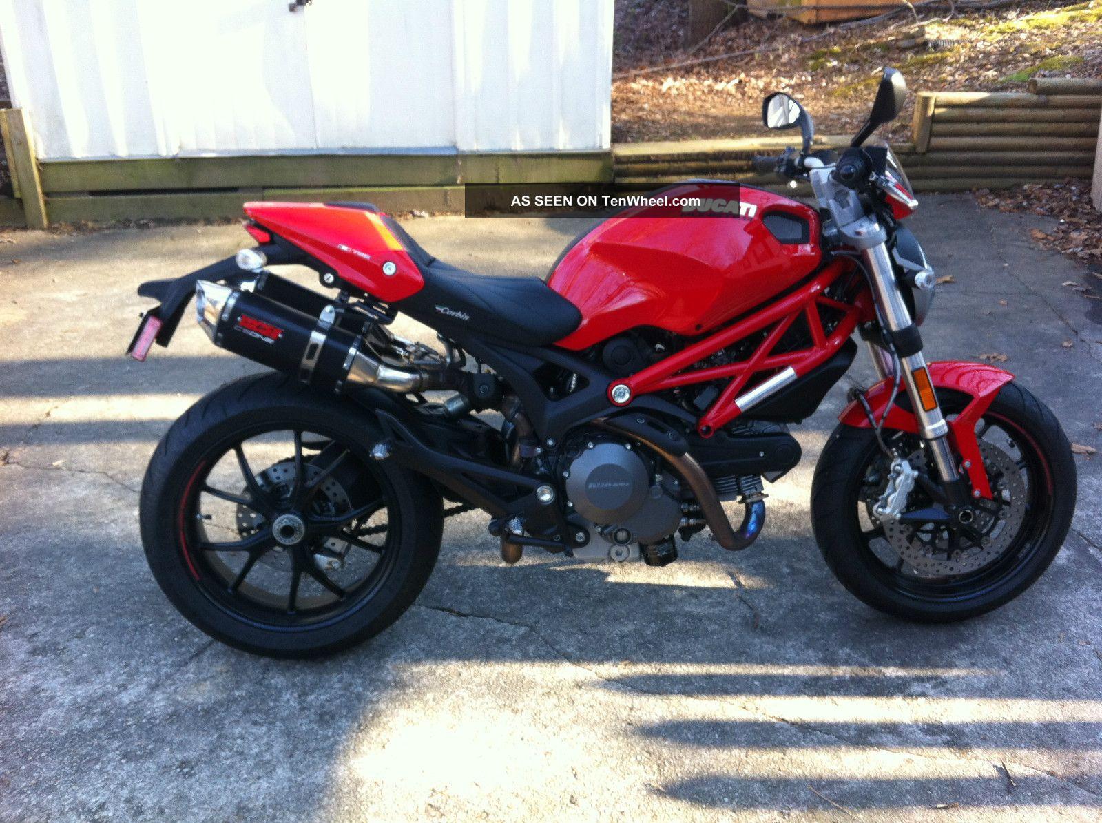 2011 Ducati Monster 796abs Monster photo