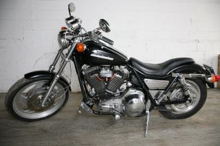 1992 Fxrs Spo,  Show Condition photo