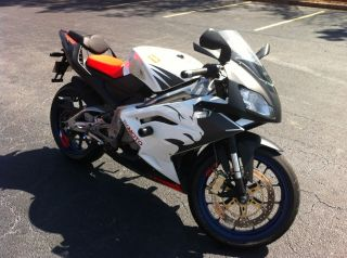 Rare 2006 Aprilia Rs125 Two Stroke Sport Bike - Street Legal 17 Digit Vin photo