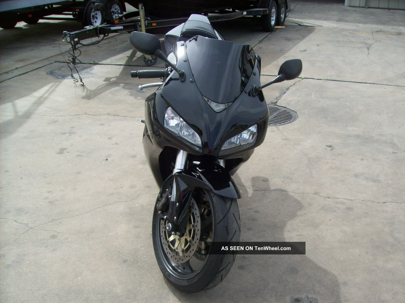 мотоцикл Хонда СБР 1000 #11