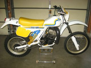 1983 Husqvarna 250xc In Wr Trim photo