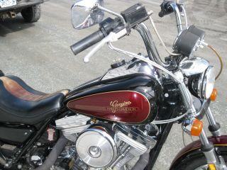 Collectible,  1984 Harley - Davidson Fxrsdg photo