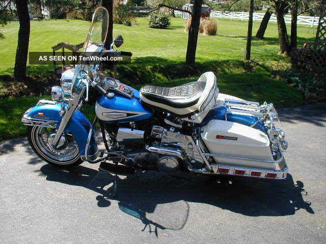 1970 Harley Davidson Flh Touring Touring photo
