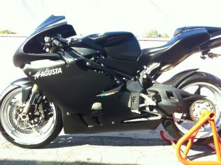 2006 Mv Agusta F4 Nero Limited Edition photo