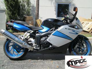 2008 Bmw K1200 S photo