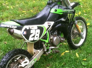 2000 Kawasaki Kx 65 photo