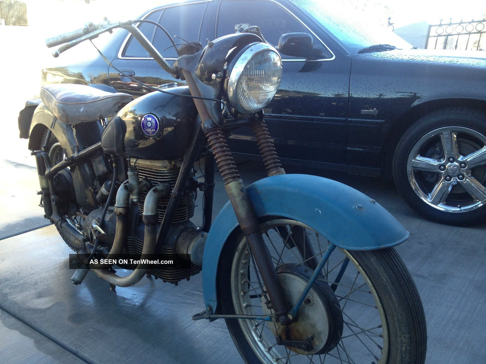 1951 Sunbeam S8 Other Makes photo