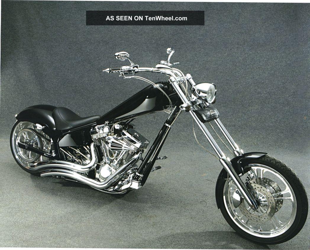 2005 American Ironhorse Texas Chopper, 280 Rear Tire, 111