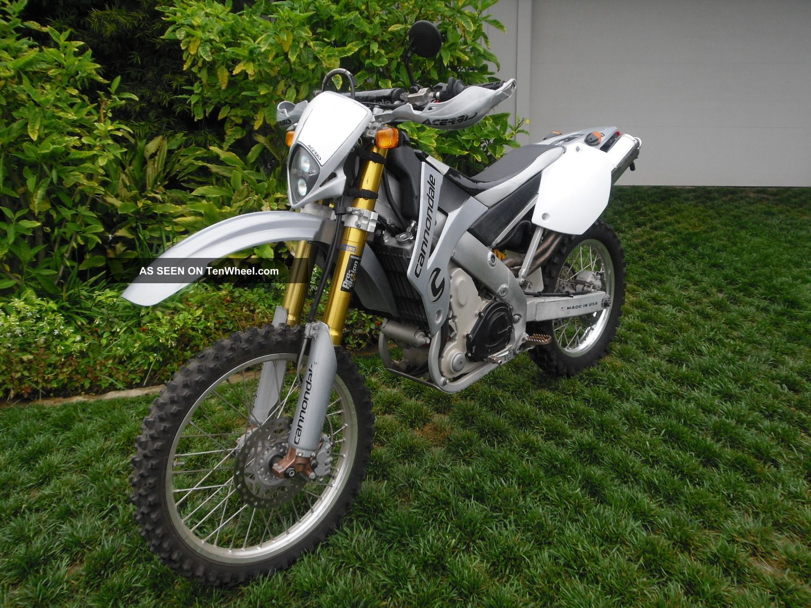 2002 Cannondale 450ex Dual Purpose Dirt Bike Rare Other Makes photo