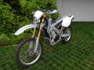 2002 Cannondale 450ex Dual Purpose Dirt Bike Rare photo
