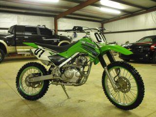 2012 Kawasaki Kx140l photo