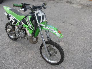 2006 Kawasaki Kx 65 Kx65 Very Fast photo