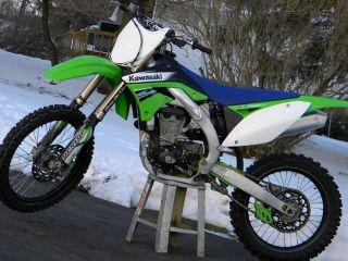 2011 Kawasaki Kx450f photo