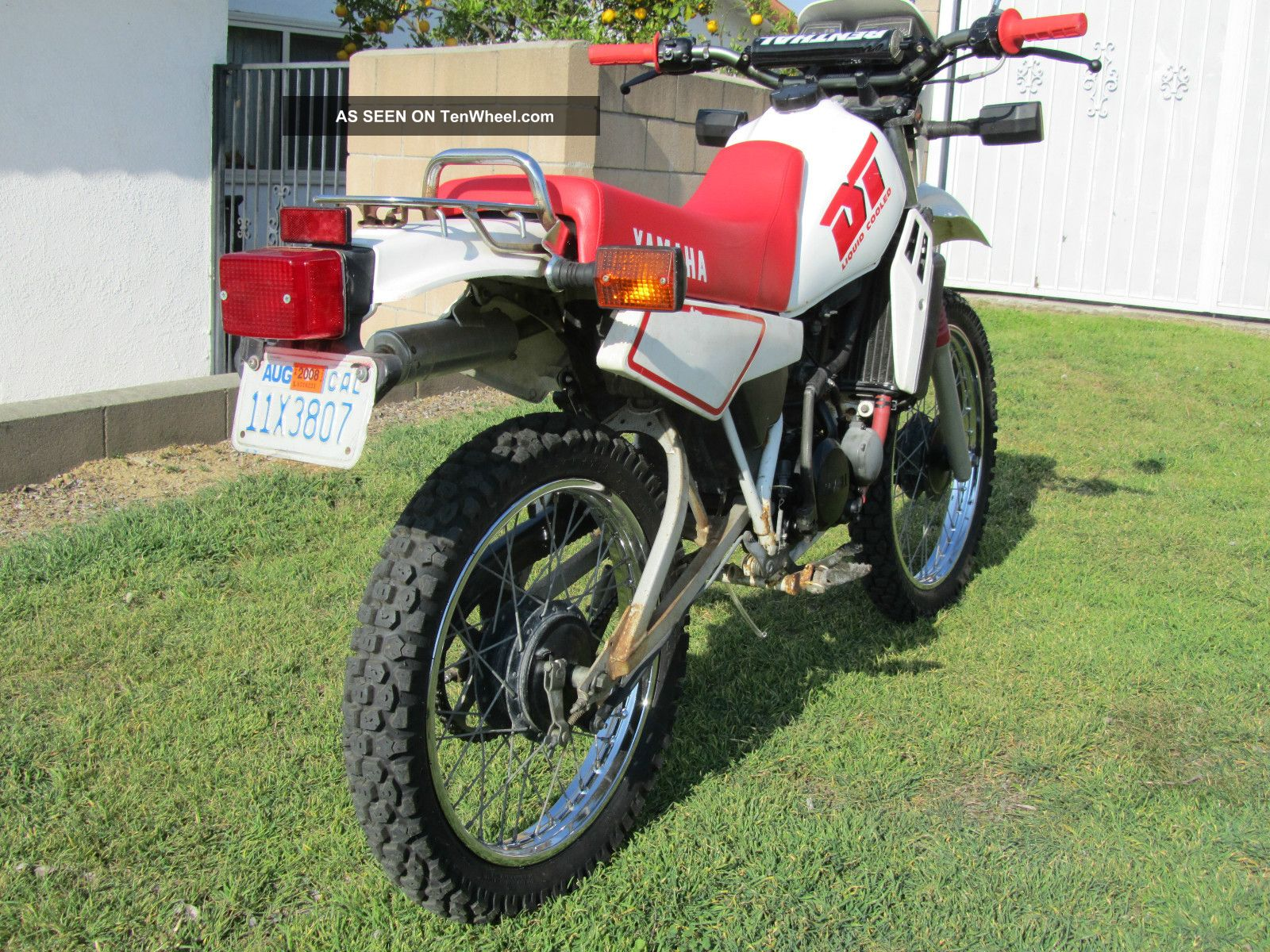 ... Yamaha Dt50 Dt 50 1988 Other photo 4