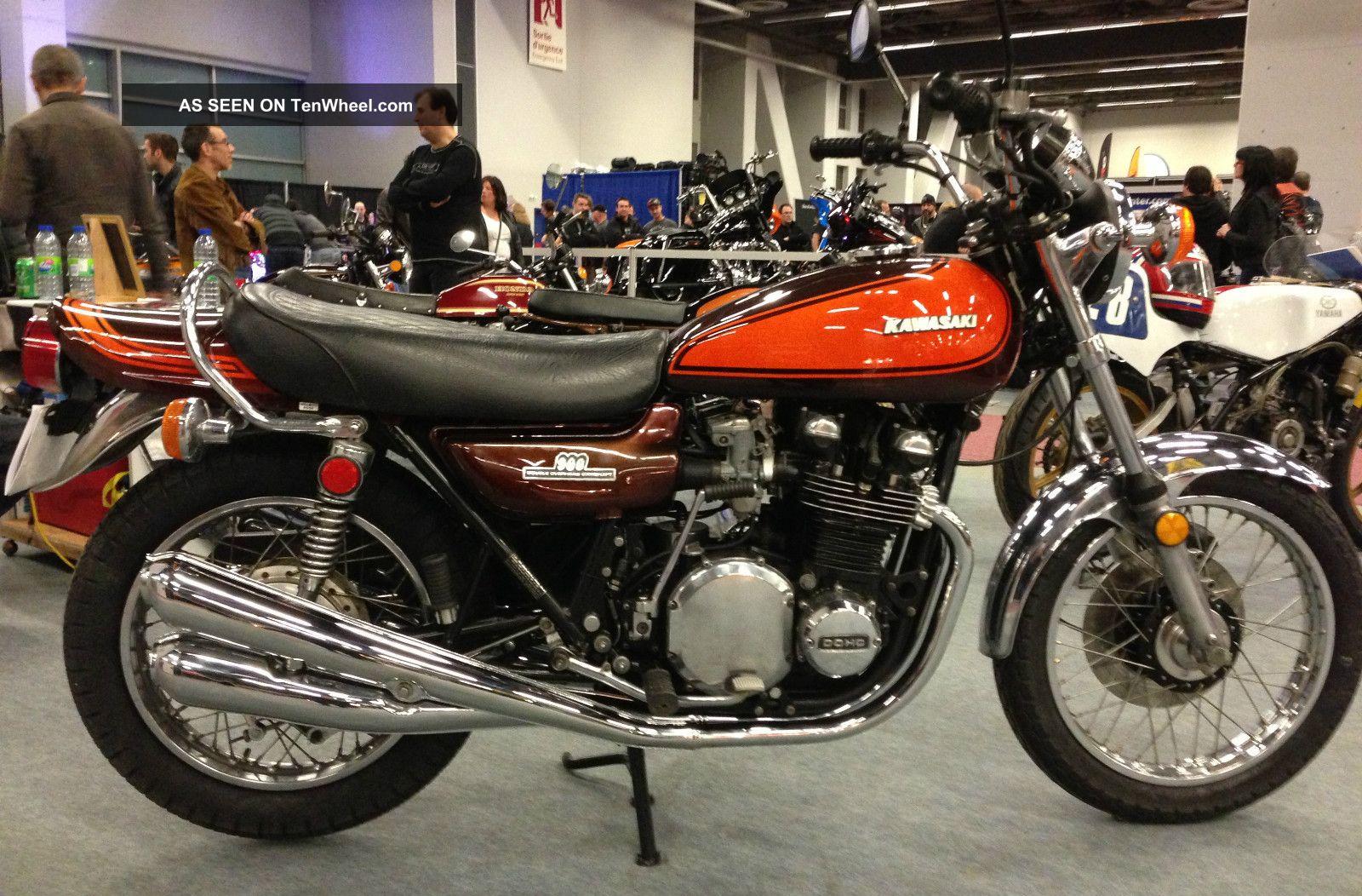 1973 Kawasaki Z1 900