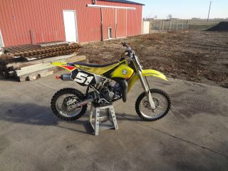 2005 Suzuki Rm85 Rm 85 - Mechanically Perfect - Engine photo