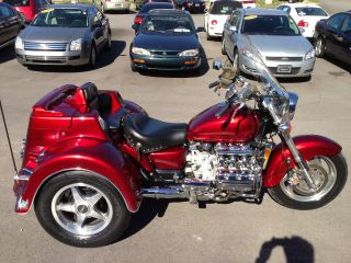 1997 Honda Gl1500c Valkyrie Lehman Trike Custom Painted photo