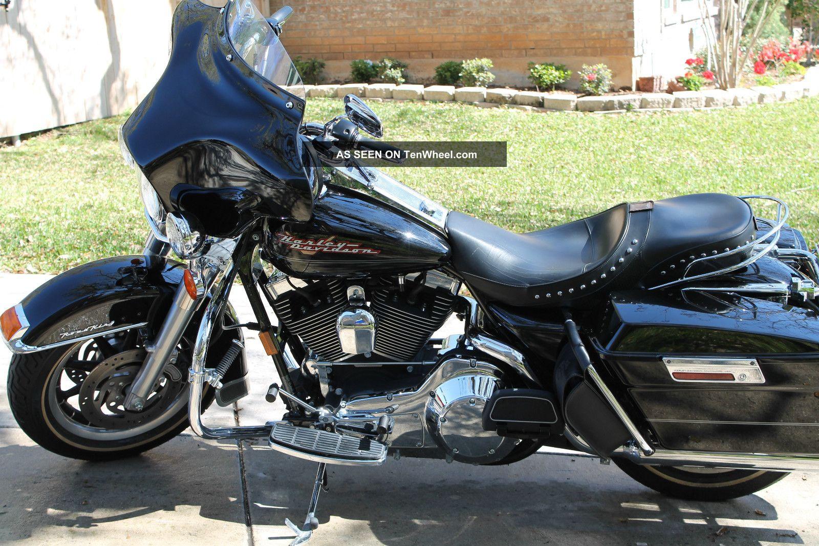 2004 Harley Davidson Road King Flhri