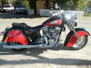 2003 Indian Chief Vintage photo