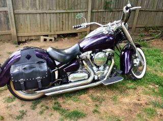 2000 Custom Yamaha Road Star 1600 photo