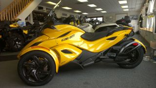 2013 Can - Am Spyder St - S Se5 Roadster -,  Other Models, photo