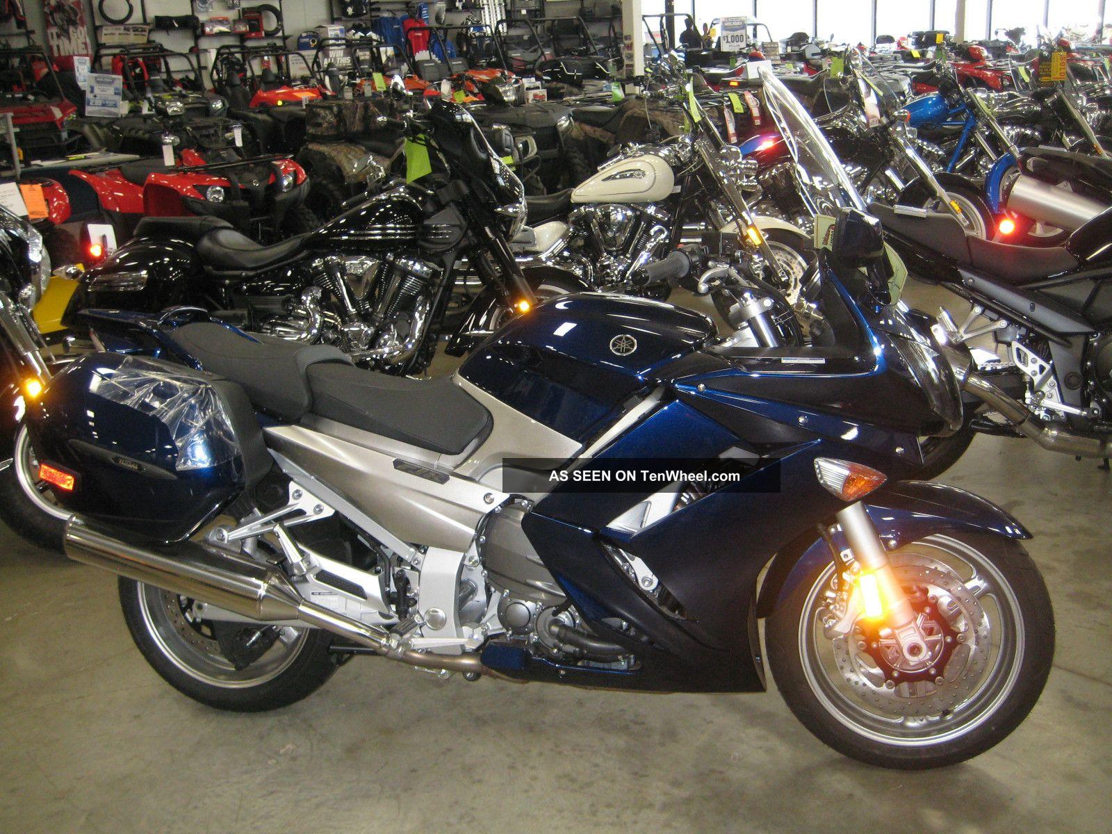 2012 Yamaha Fjr 1300 Abs Motorcycle Fjr1300 Bike Sport Tour Fjr1300a Touring FJR photo