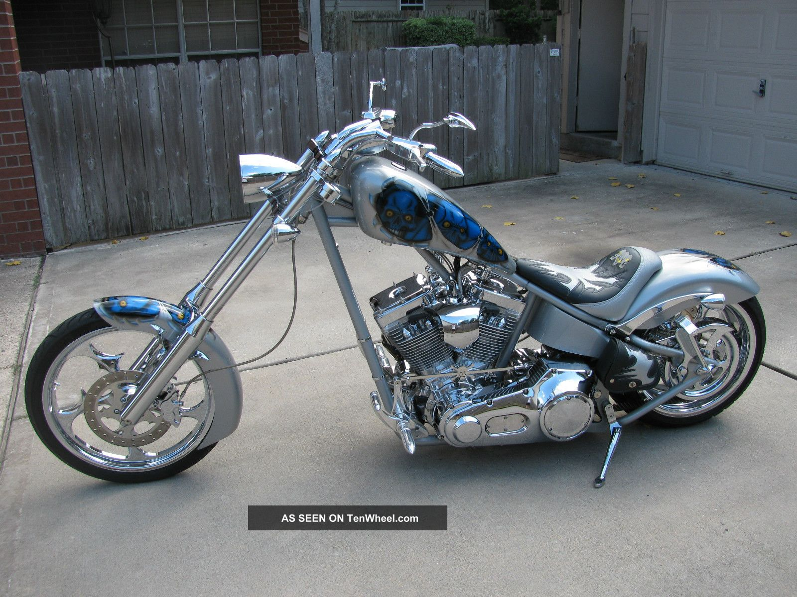 2004 big dog chopper dt big dog photo 1