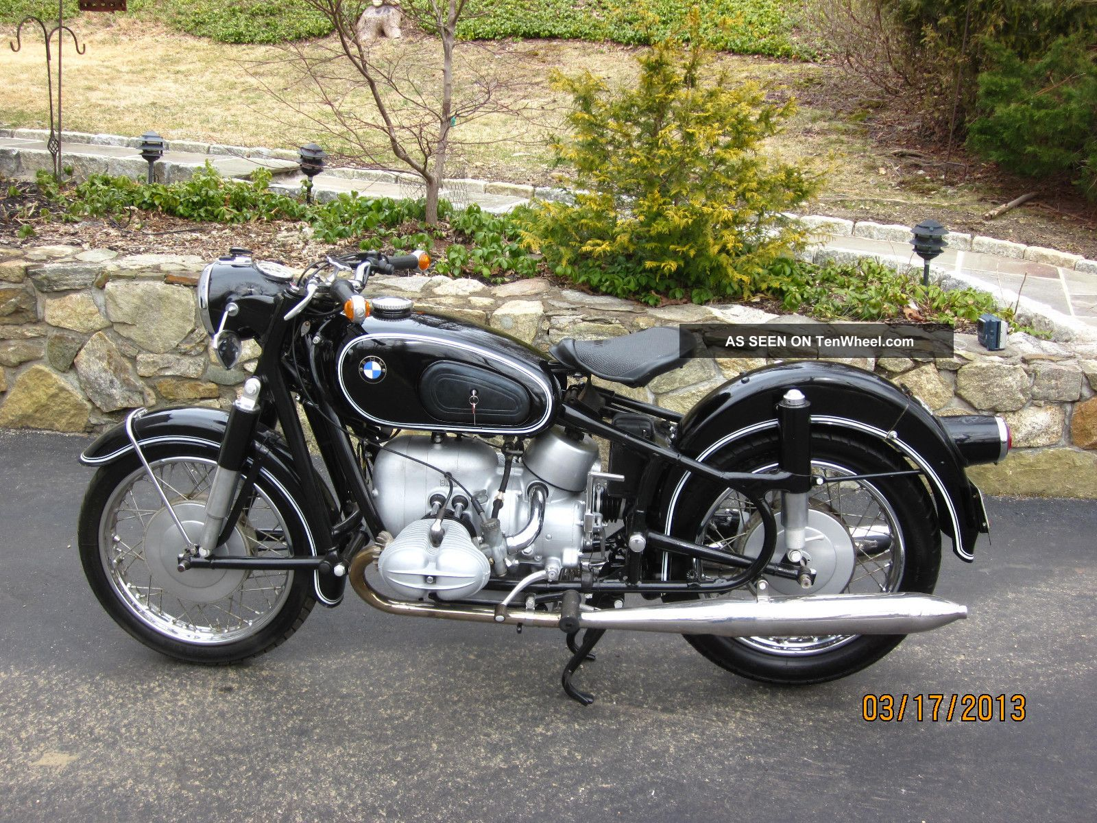 Bmw R27 For Sale Alltimers Motorcycle Classics 1966 Bmw