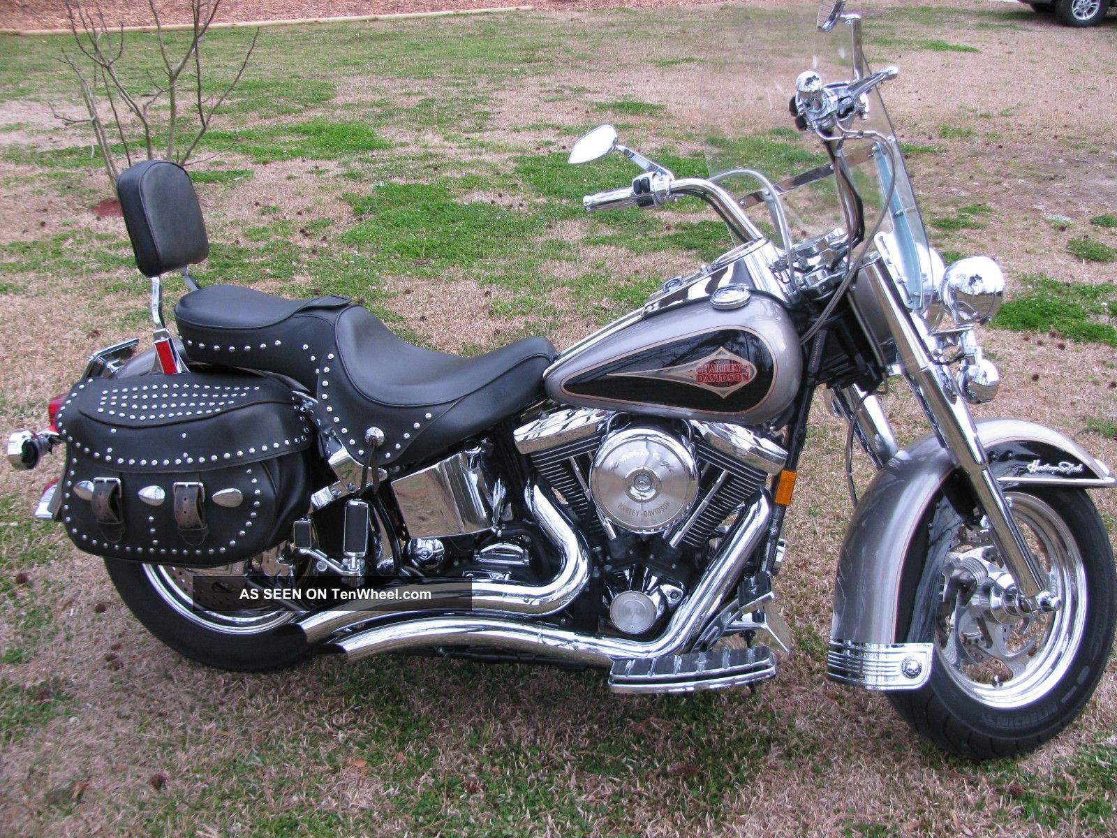 1997 Harley Davidson Flstc Heritage Softail Classic