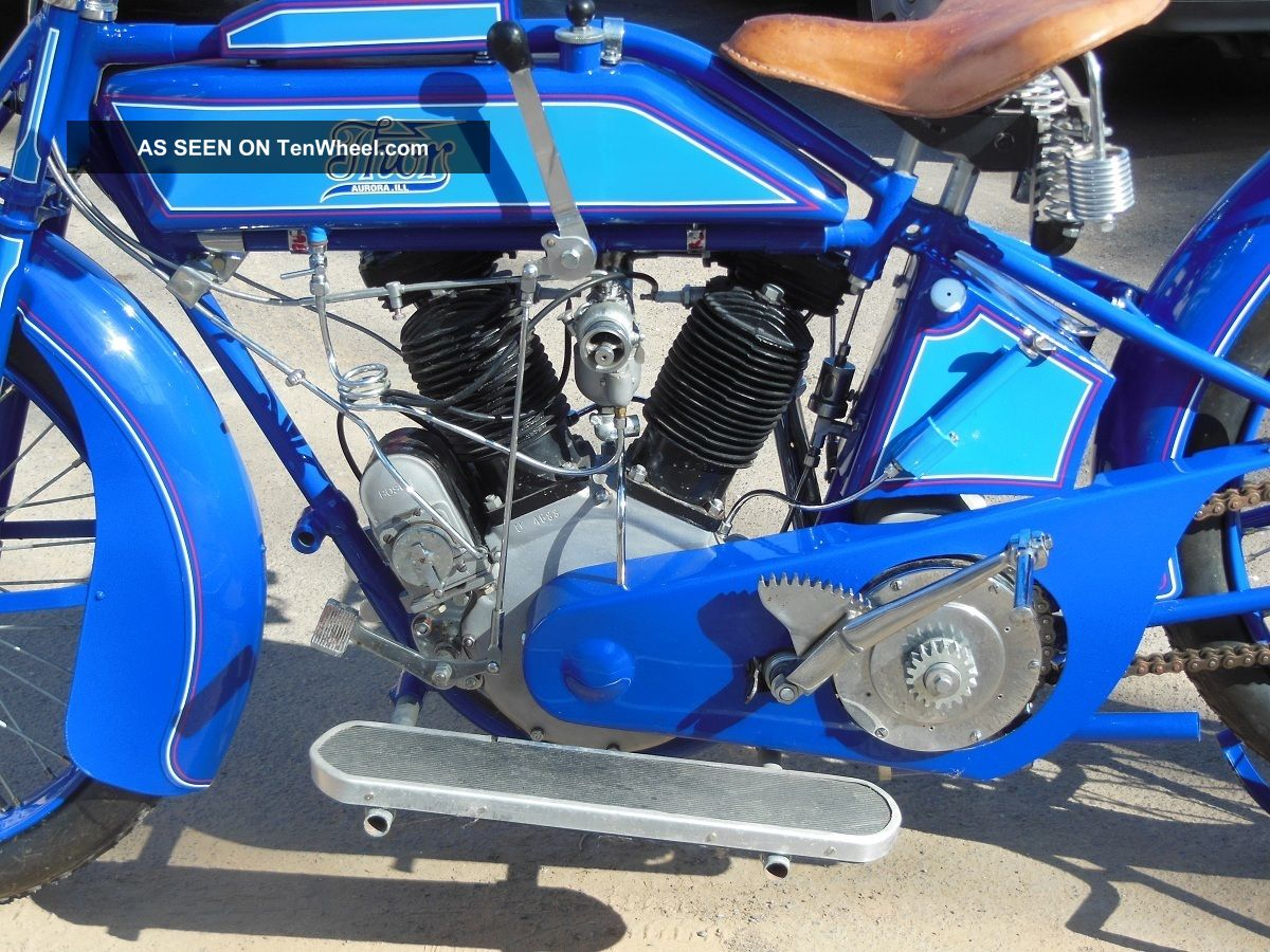1916 Thor V Twin,  97 Years Old, Other Makes photo