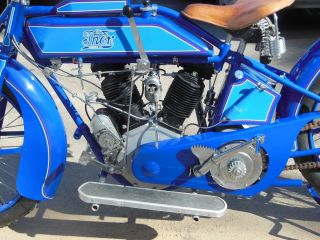 1916 Thor V Twin,  97 Years Old, photo
